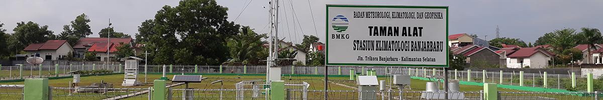 Stasiun Klimatologi Banjarbaru